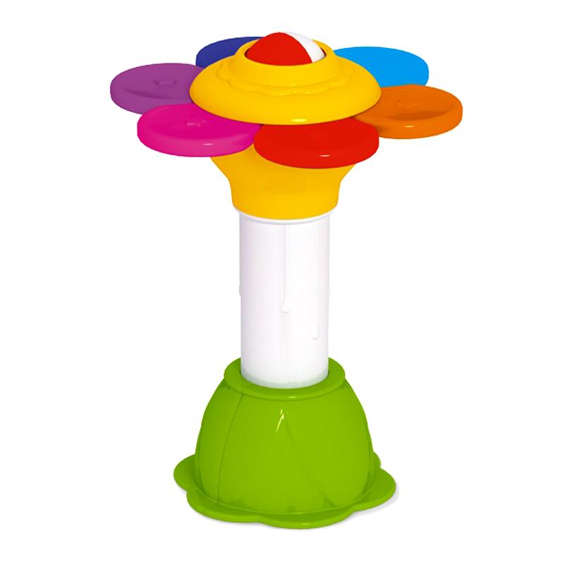 Погремушка «Ромашка»Детские погремушки и подвесные игрушки на кроватку<br>Погремушка «Ромашка»<br>