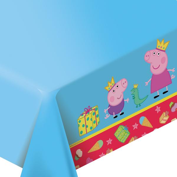 Скатерть «Пеппа Принцеса» Peppa PigСвинка Пеппа (Peppa Pig )<br>Скатерть «Пеппа Принцеса» Peppa Pig<br>