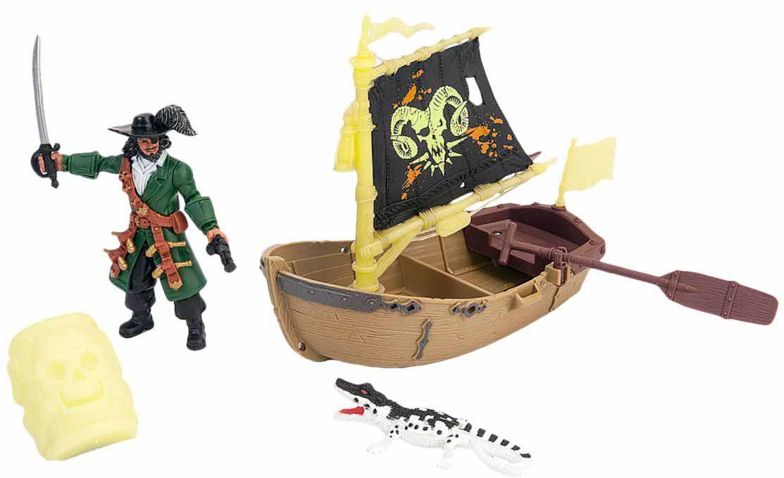 Набор Пираты - На абордажЗамки, рыцари, крепости, пираты<br>Набор Пираты - На абордаж<br>