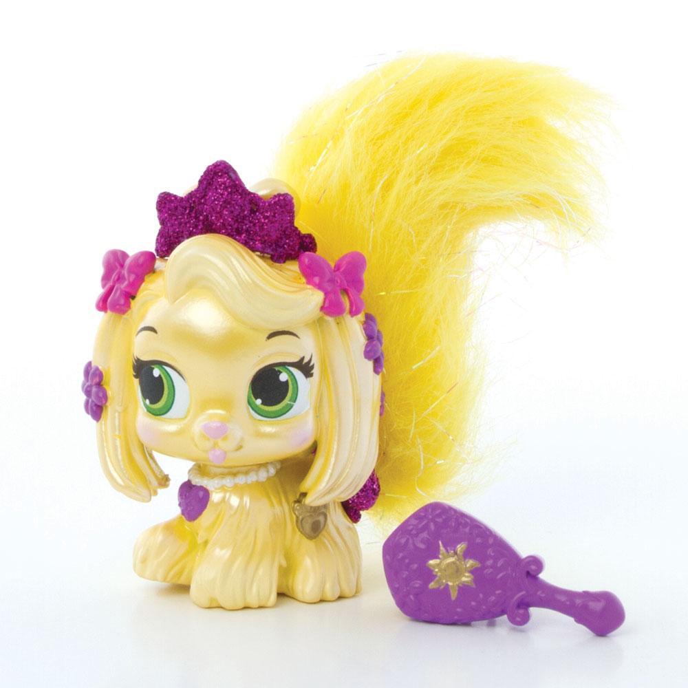 Купить Набор Palace Pets Furry Tail Friends - Щенок Ромашка, питомец Рапунцель, Blip Toys