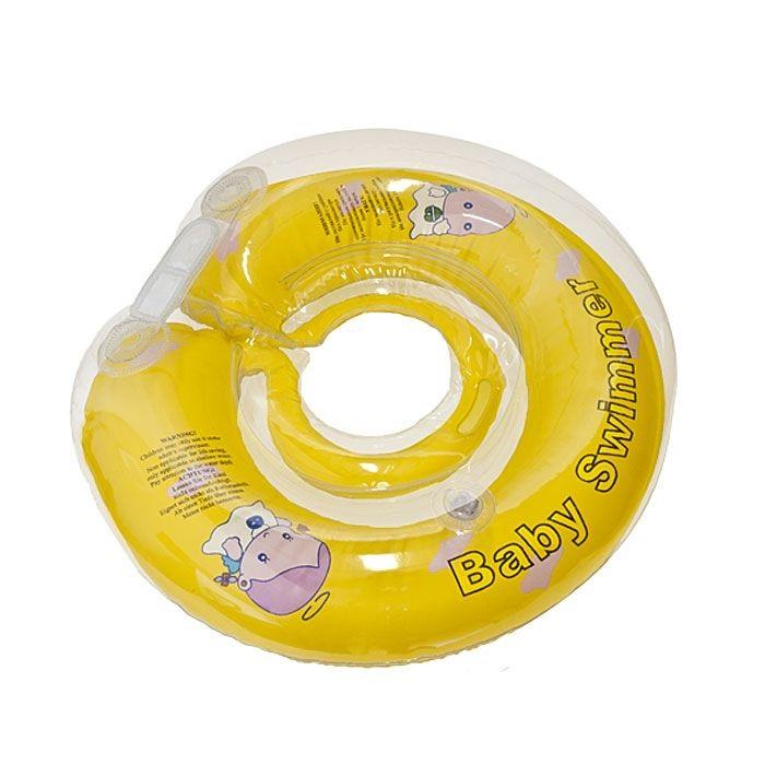 Круг на шею для купания детей, 3-12 кг., полноцветныйЗащита<br>Круг на шею для купания детей, 3-12 кг., полноцветный<br>
