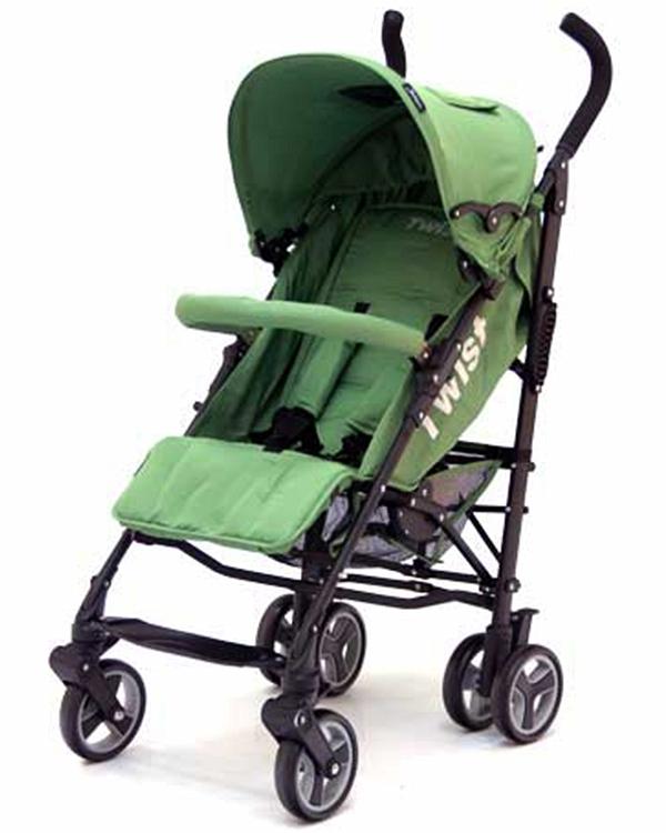 Коляска трость Twist, PistacioДетские коляски Capella Jetem, Baby Care<br>Коляска трость Twist, Pistacio<br>