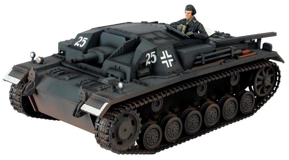 Коллекционная модель - танк StuG III, Германия, 1:32Военная техника<br>Коллекционная модель - танк StuG III, Германия, 1:32<br>