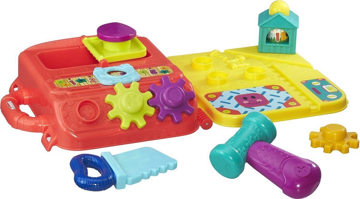 Купить Набор Playskool. Моя первая мастерская из серии - Возьми с собой, Hasbro
