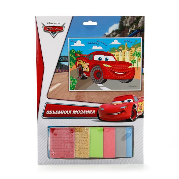 Набор для творчества Disney Cars - Объемная мозаика