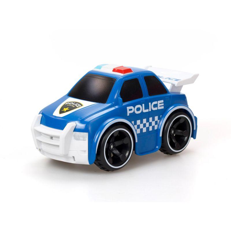 картинка Полицейская машина Tooko с инфракрасным пультом, звуковые эффекты от магазина Bebikam.ru