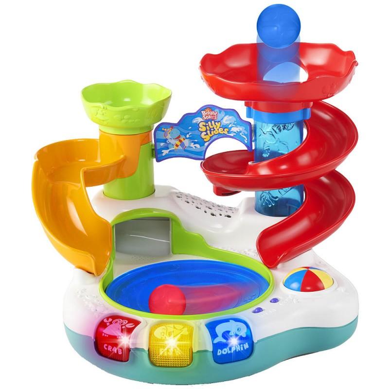 Развивающая игрушка Bright Starts Аквапарк, свет, звук