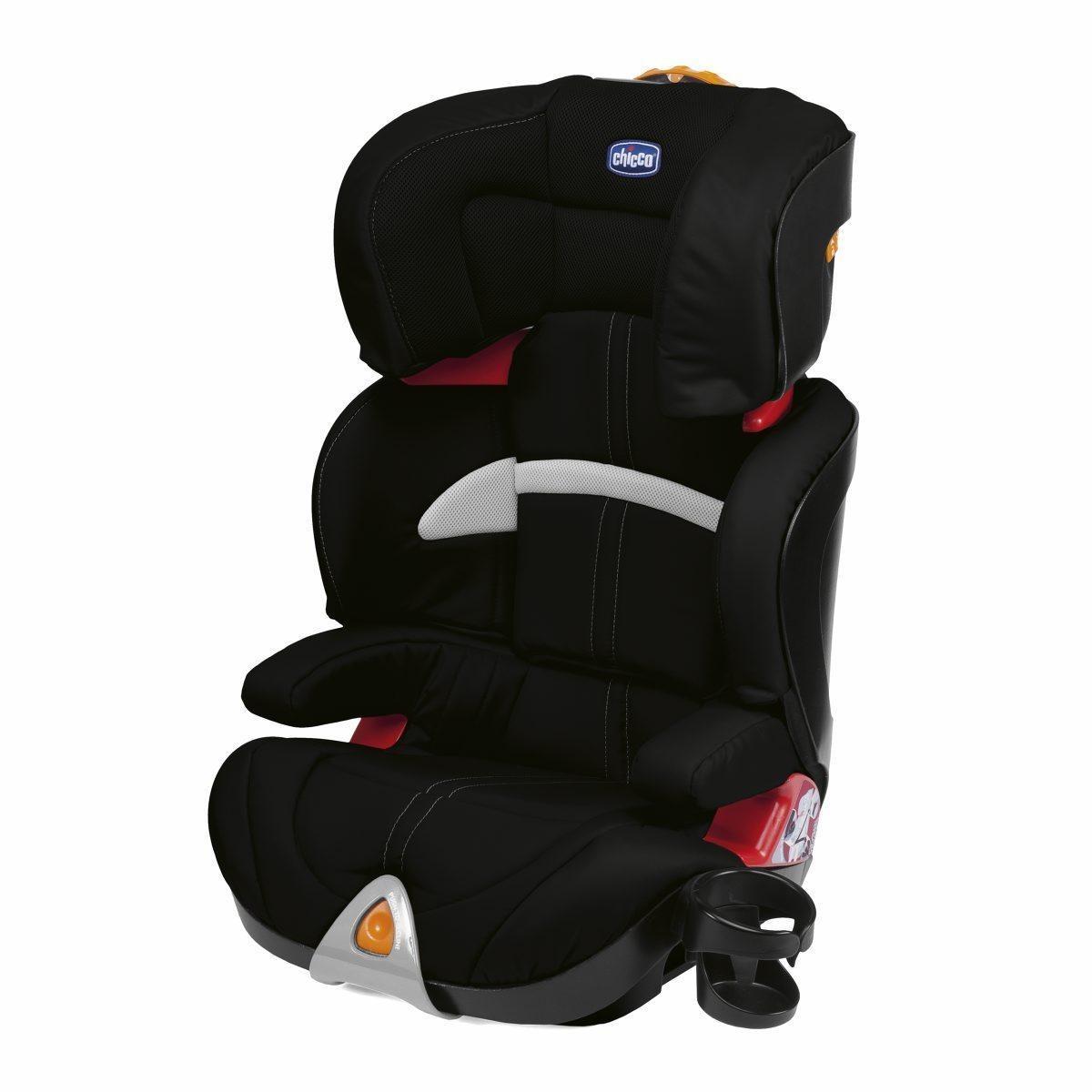 Автомобильное кресло Oasis – Black, группа 2/3, 15-36 кг.