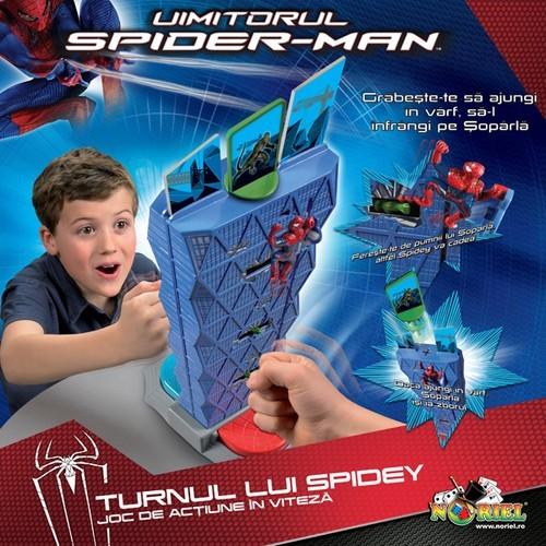 Настольная игра  Spider man  - Развивающие, артикул: 27980