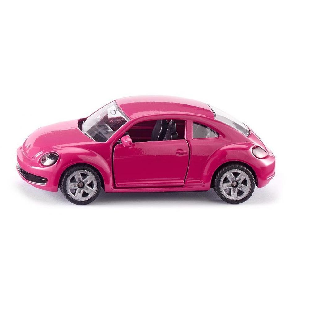 Купить Игрушечная модель - VW Жук, розовый, Siku