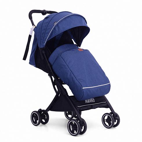Купить Прогулочная коляска Nuovita Vero, цвет голубой