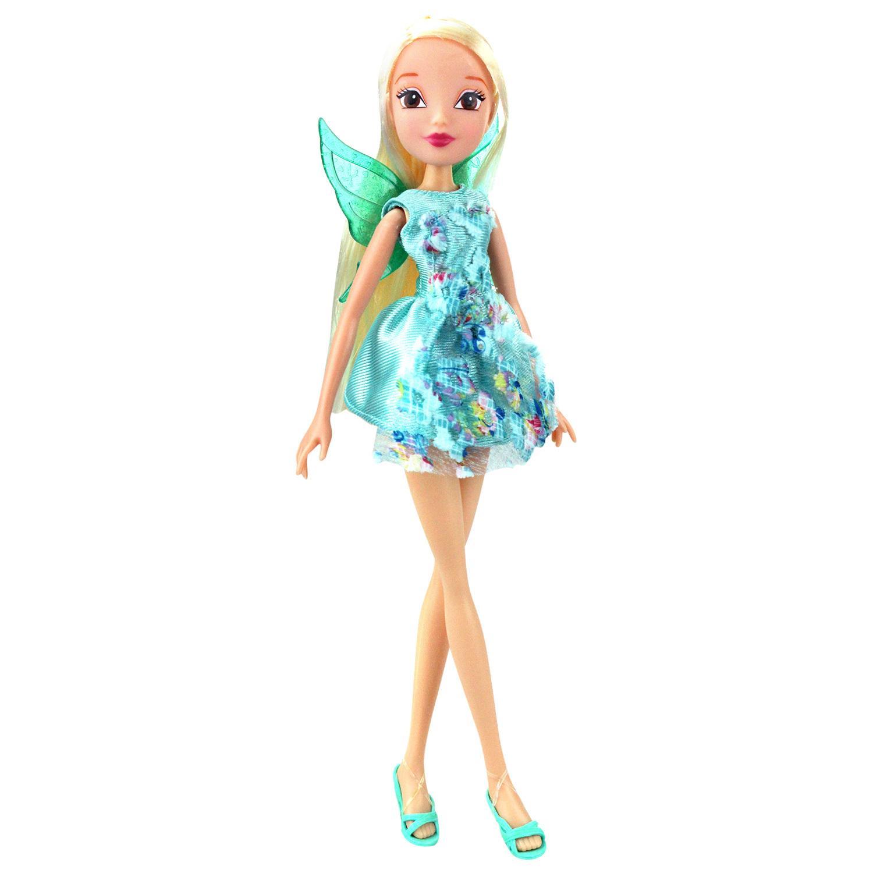 Кукла Winx Club - Магическое сияние - Стелла фото
