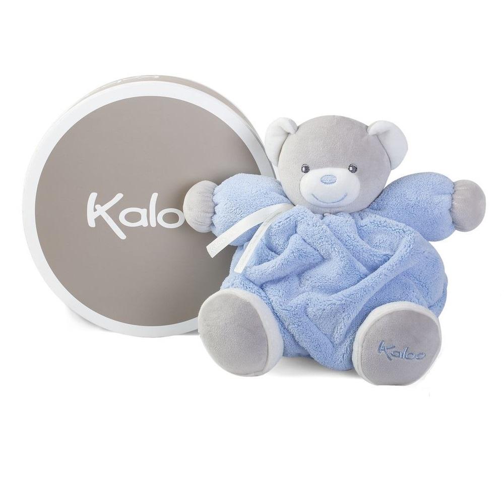 Мягкая игрушка Плюм - Мишка, голубой, средний, 25 смМедведи<br>Мягкая игрушка Плюм - Мишка, голубой, средний, 25 см<br>