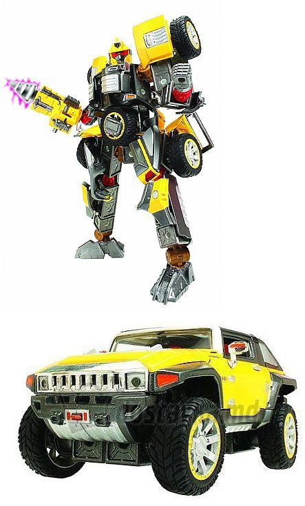 Робот-трансформер (Happy Well,