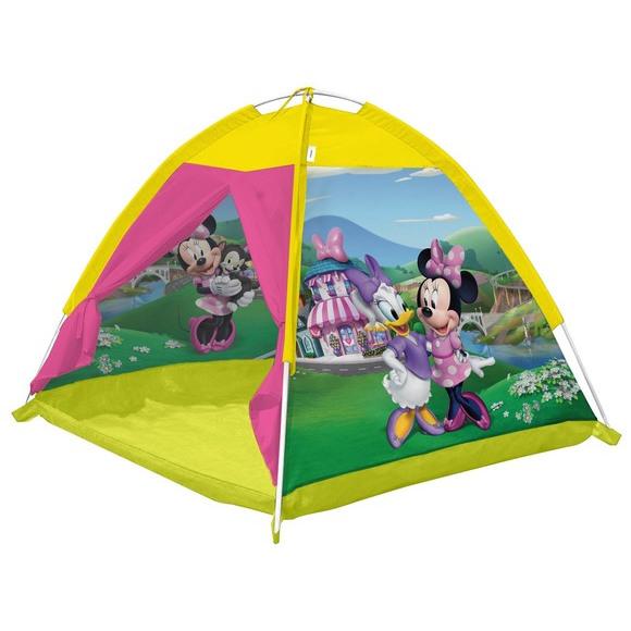 Палатка из серии Минни Маус, размер 112 х 112 х 84 см.Домики-палатки<br>Палатка из серии Минни Маус, размер 112 х 112 х 84 см.<br>