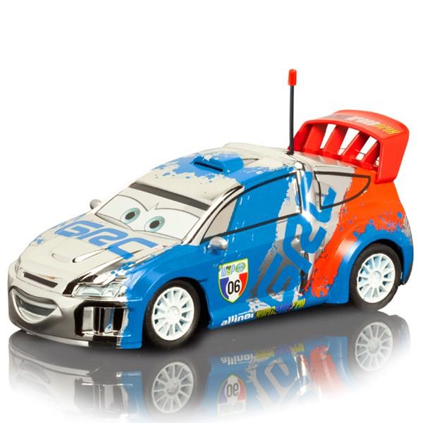 Игрушка - Рауль серебристый, 2-х канальный, 1:24, 18 см.CARS 3 (Игрушки Тачки 3)<br>Игрушка - Рауль серебристый, 2-х канальный, 1:24, 18 см.<br>