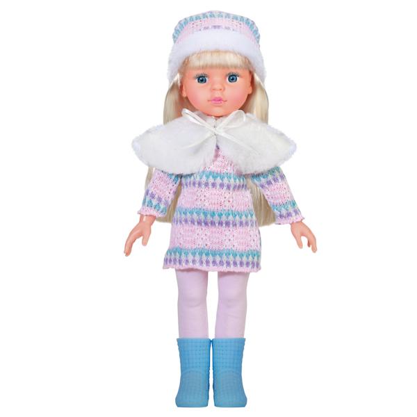 Озвученная кукла Карапуз в зимней одежде, 33 смКуклы Карапуз<br>Озвученная кукла Карапуз в зимней одежде, 33 см<br>