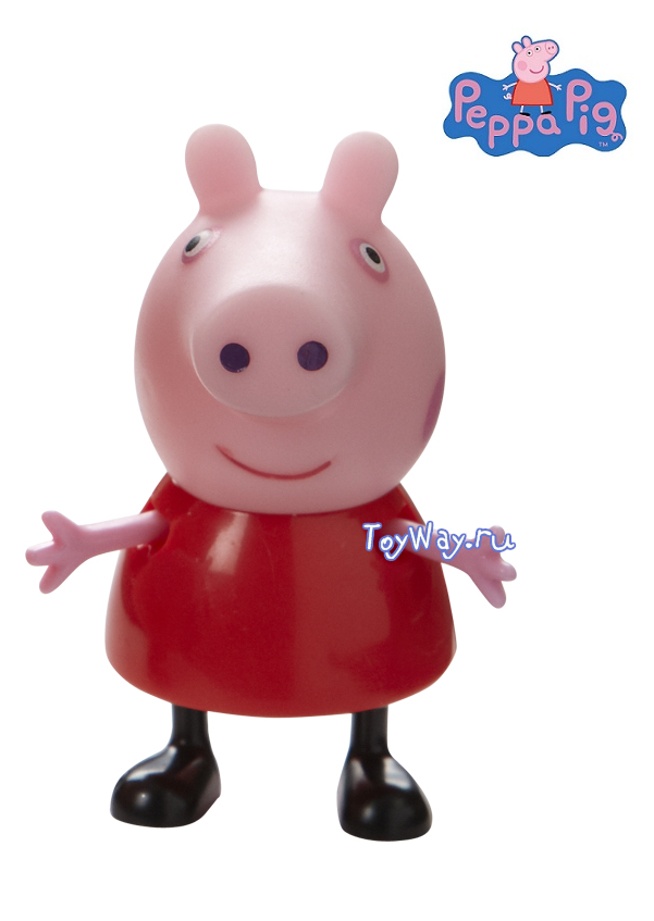 Peppa Pig. Любимый персонаж. Свинка Пеппа (Toy Options,15555Свинка Пеппа Peppa Pig<br>Peppa Pig. Любимый персонаж. Свинка Пеппа (Toy Options,15555<br>