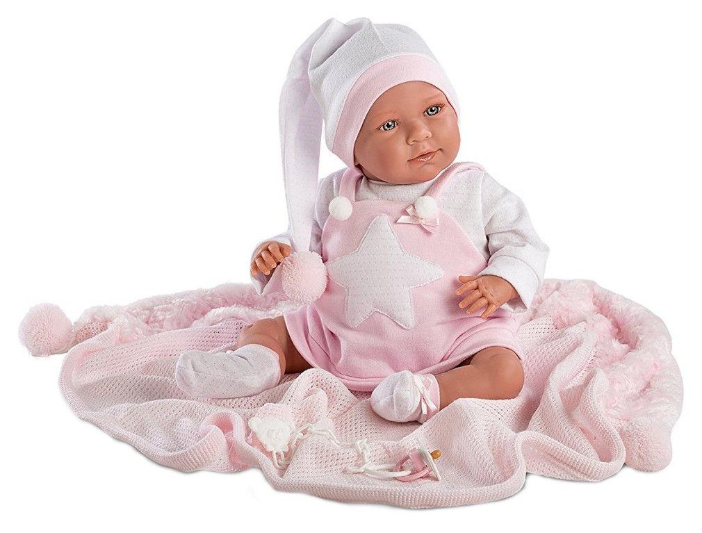 Купить Интерактивная кукла Лала, 42 см, Llorens Juan