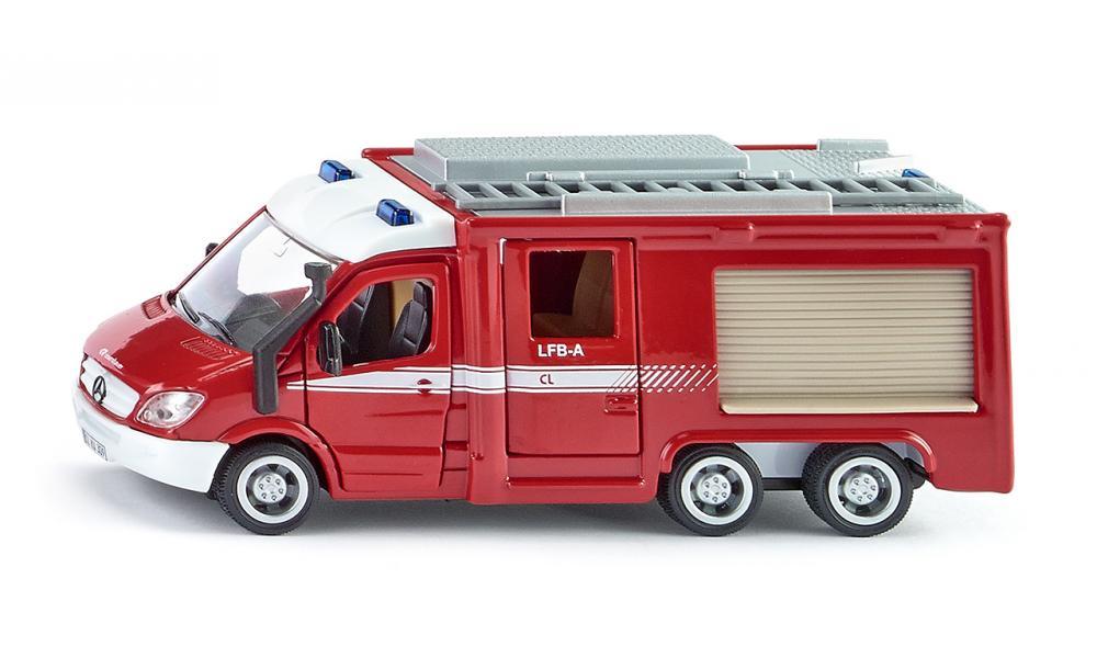 Модель пожарной машина Мерседес Бенц СпринтерMercedes<br>Модель пожарной машина Мерседес Бенц Спринтер<br>