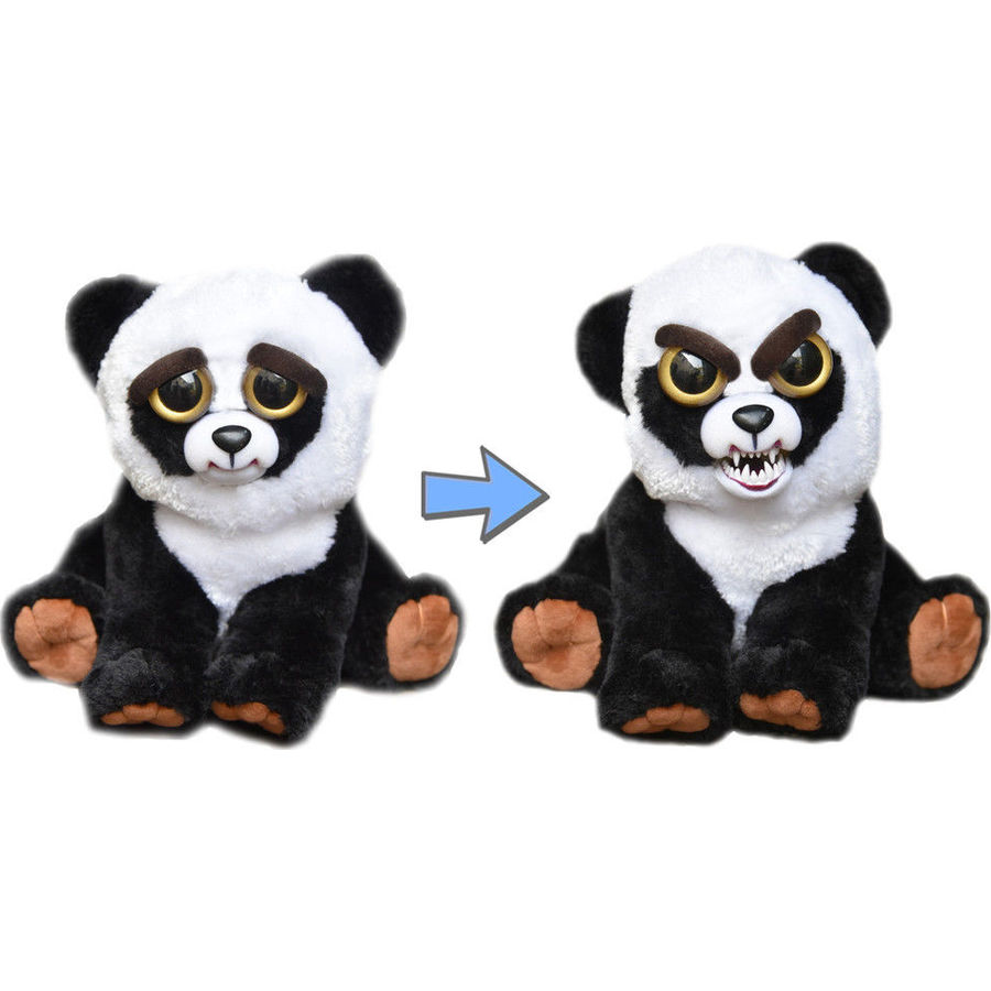 Панда Feisty Pets, 20 см