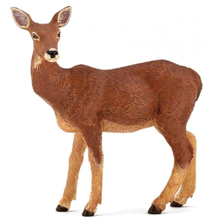 Игровая фигурка - Самка оленя фото