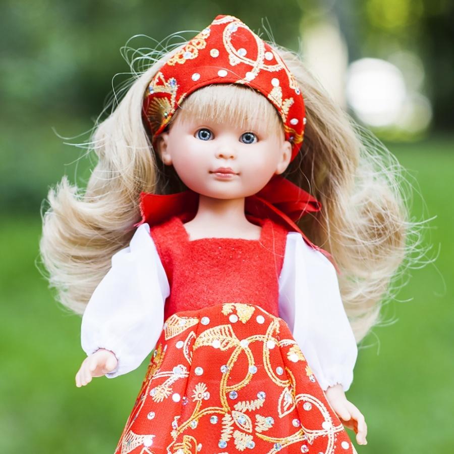 Кукла Селия, 30 см.Куклы ASI (Испания)<br>Кукла Селия, 30 см.<br>