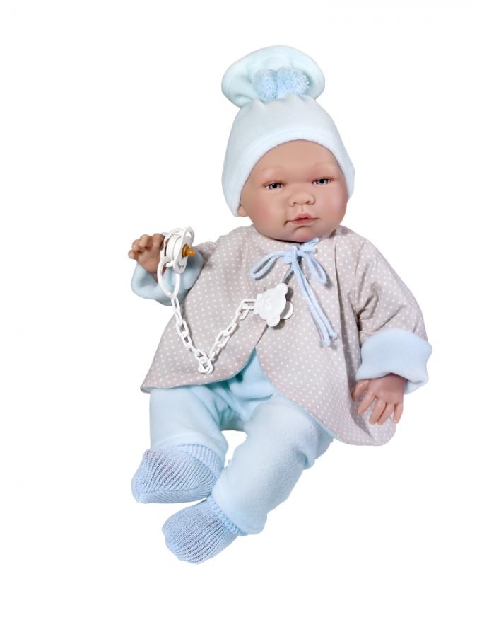 Кукла Asi - Пабло, 43 смКуклы ASI (Испания)<br>Кукла Asi - Пабло, 43 см<br>