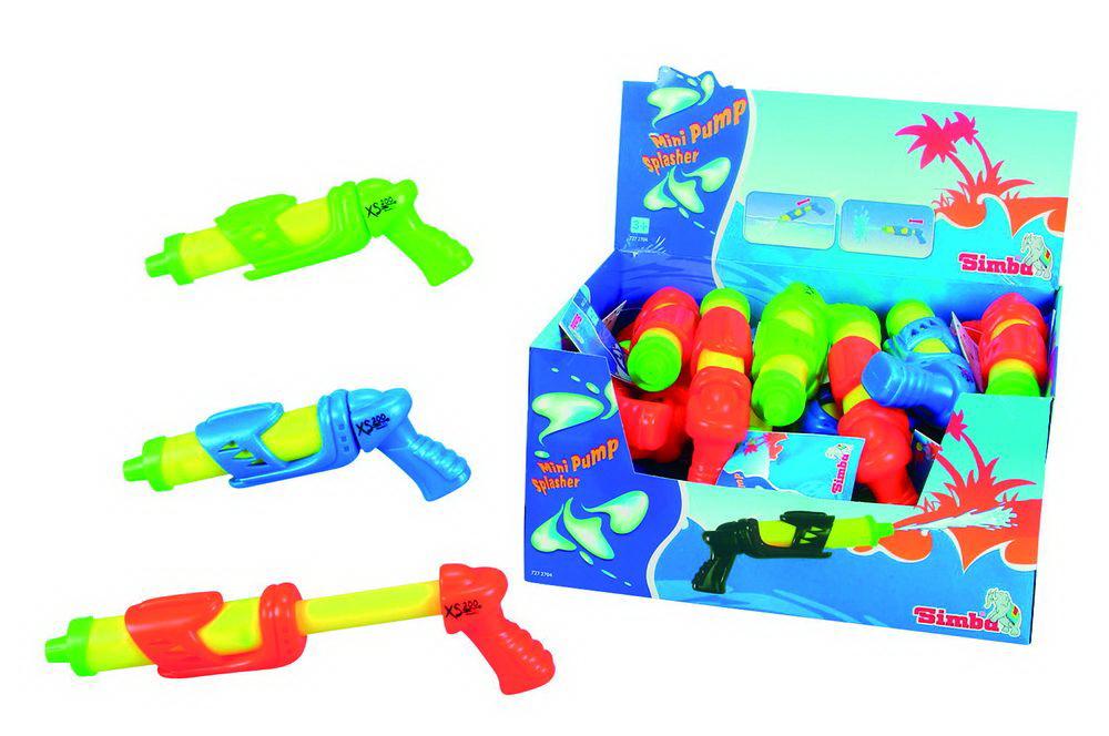 Детская игрушечная мини помпаВодяные пистолеты<br>Детская игрушечная мини помпа<br>