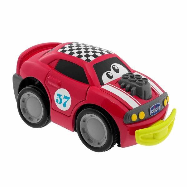 Машинка Turbo Touch Crash, краснаяМашинки для малышей<br>Машинка Turbo Touch Crash, красная<br>