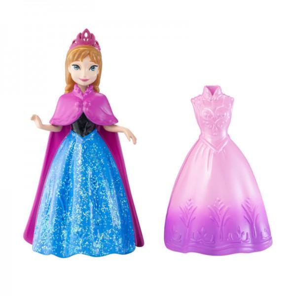 Disney Princess, Кукла Анна с дополнительным нарядомКуклы холодное сердце<br>Disney Princess, Кукла Анна с дополнительным нарядом<br>
