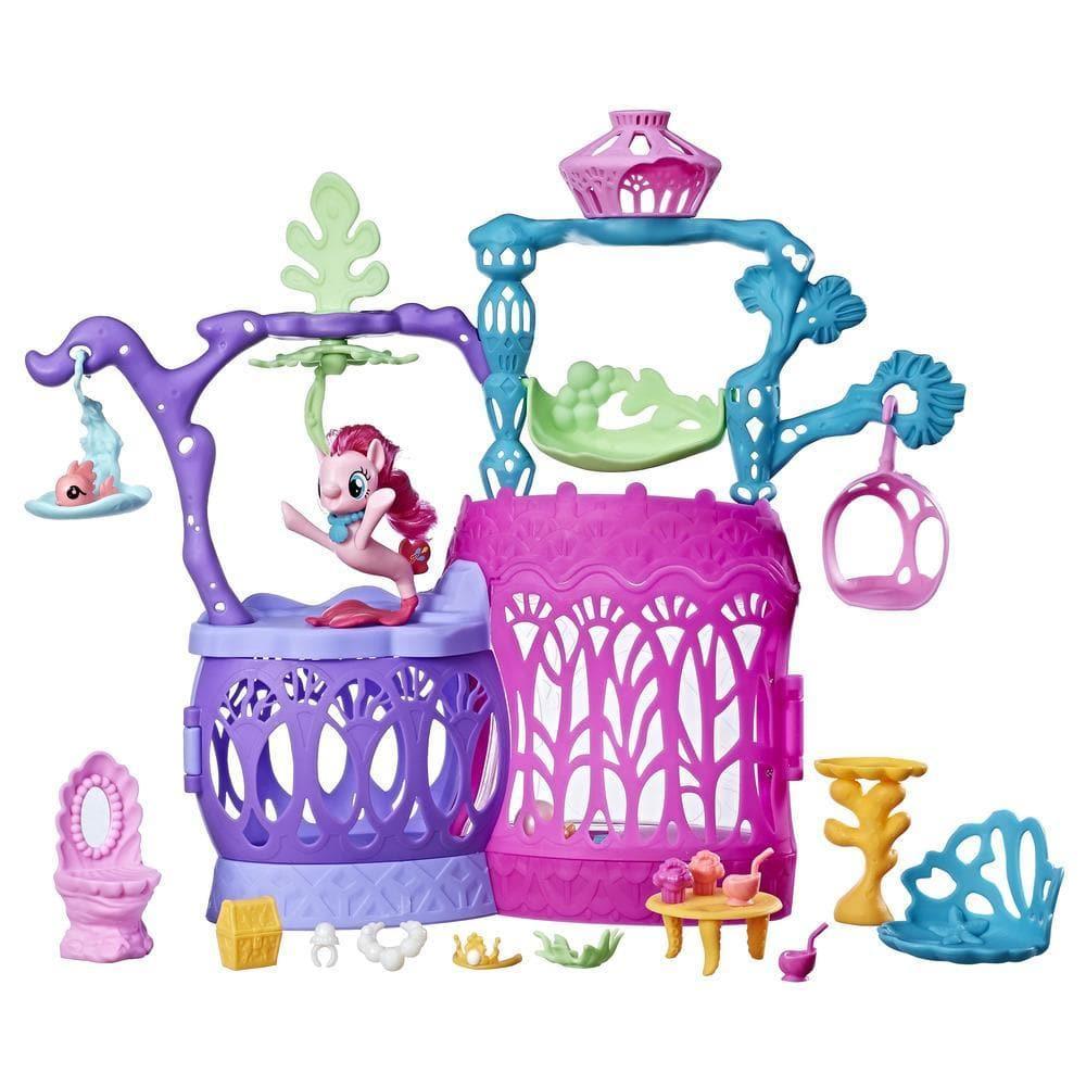 Игровой набор My Little Pony – Мерцание: Замок, светМоя маленькая пони (My Little Pony)<br>Игровой набор My Little Pony – Мерцание: Замок, свет<br>