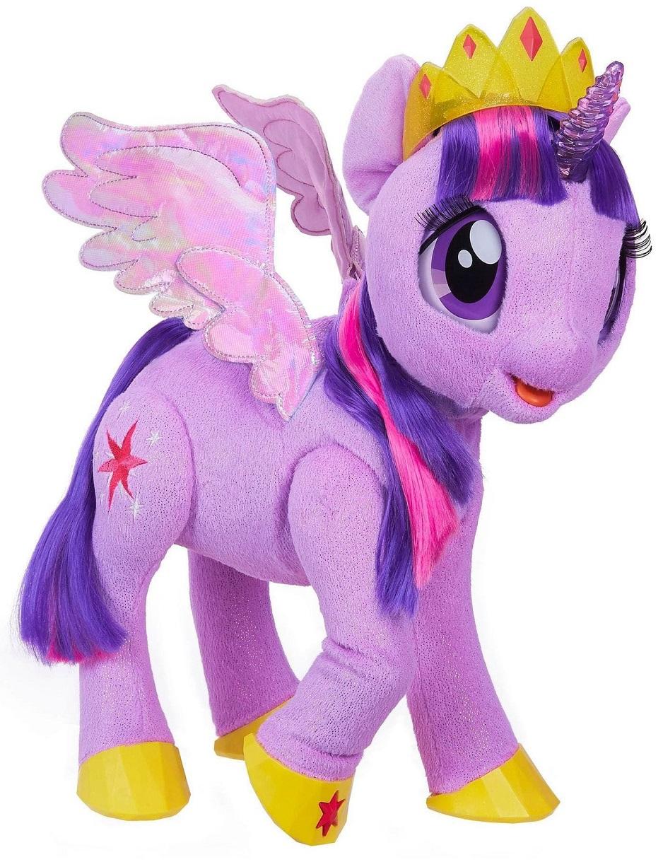 Игрушка интерактивная из серии Моя маленькая пони - Твайлайт Спаркл СияниеМоя маленькая пони (My Little Pony)<br>Игрушка интерактивная из серии Моя маленькая пони - Твайлайт Спаркл Сияние<br>