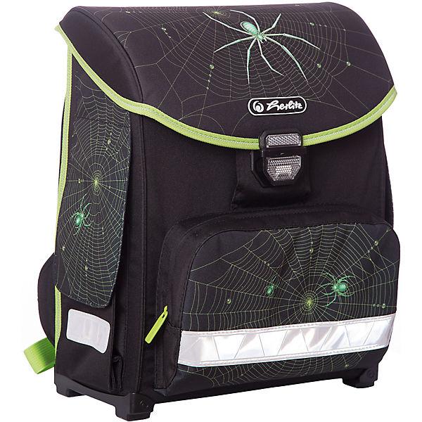 Купить Школьный ранец Herlitz Smart - Spider, без наполнения