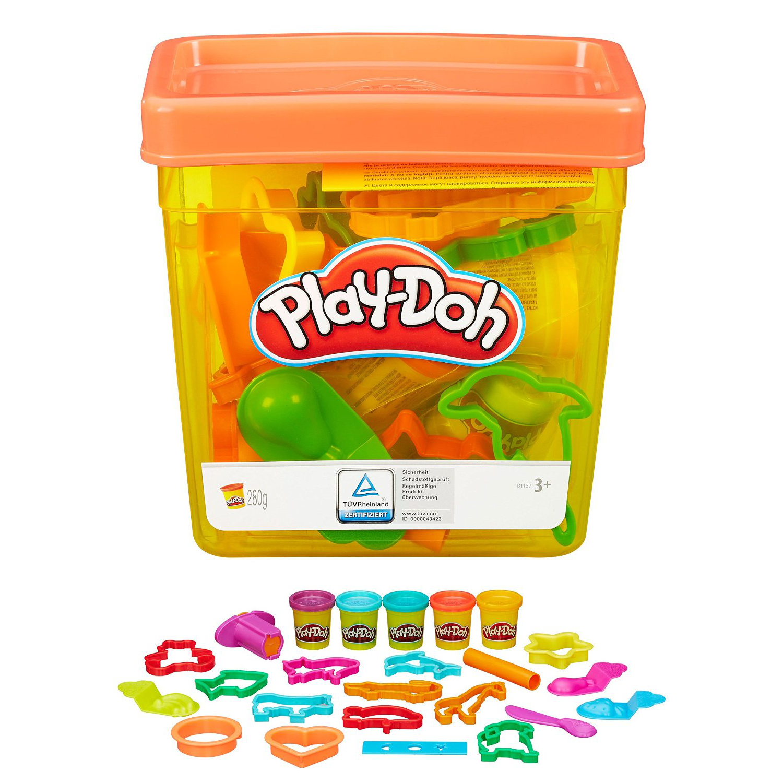 Набор Контейнер с инструментами Play-DohПластилин Play-Doh<br>Набор Контейнер с инструментами Play-Doh<br>