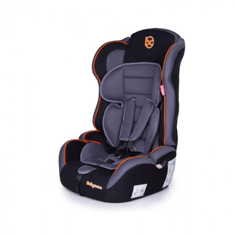 Детское автомобильное кресло Upiter Plus группа I/II/III, 9-36 кг., 1-12 лет, цвет – черно-оранжевыйАвтокресла (9-45кг)<br>Детское автомобильное кресло Upiter Plus группа I/II/III, 9-36 кг., 1-12 лет, цвет – черно-оранжевый<br>
