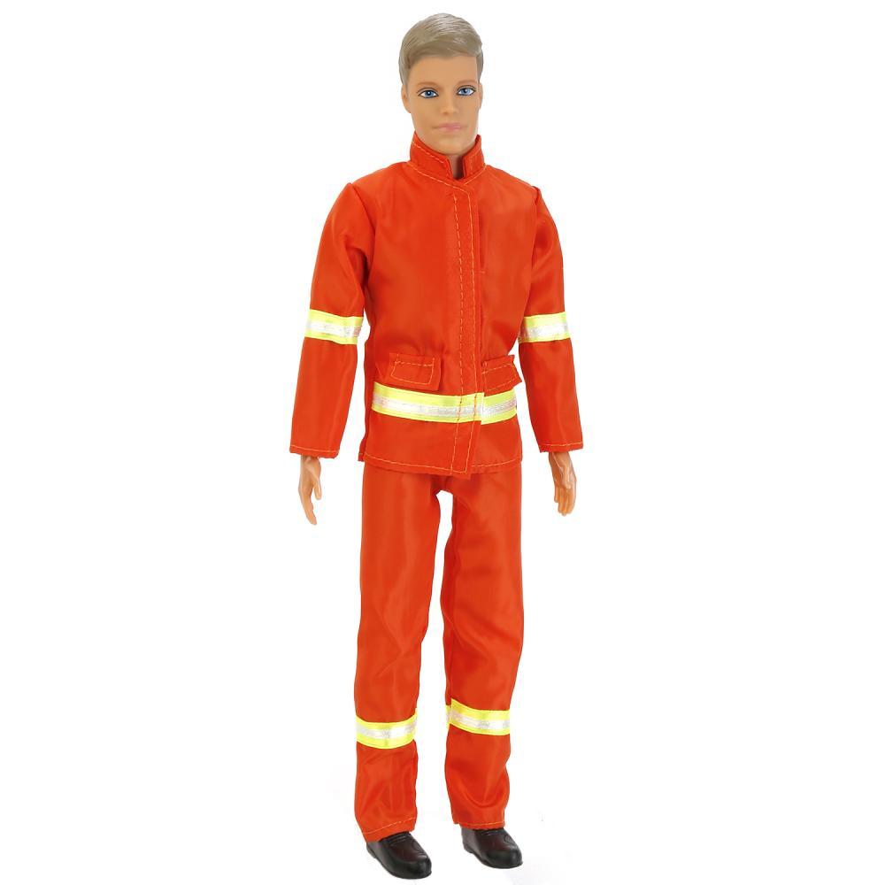 Кукла – Кевин пожарный