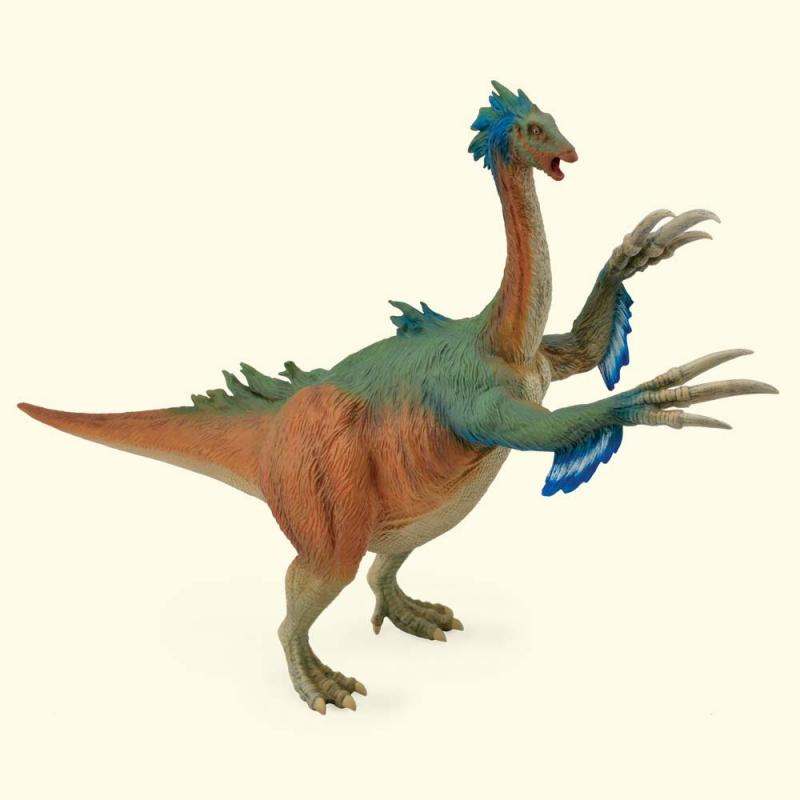 Фигурка Gulliver Collecta - Теризинозавр, 1:40Жизнь динозавров (Prehistoric)<br>Фигурка Gulliver Collecta - Теризинозавр, 1:40<br>
