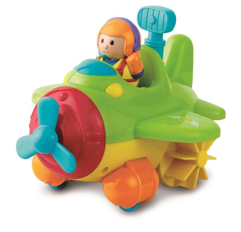 Игрушка для купания из серии Водный транспорт – ГидропланКорабли и катера в ванну<br>Игрушка для купания из серии Водный транспорт – Гидроплан<br>