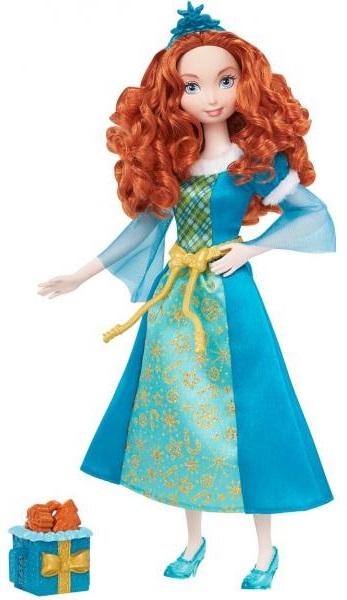 Кукла Disney Мерида с ароматным печеньемМерида<br>Кукла Disney Мерида с ароматным печеньем<br>