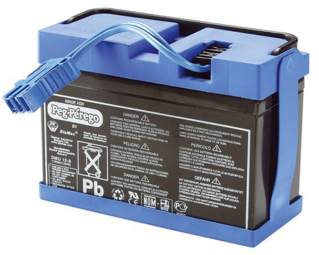 Дополнительная батарея 12V 3,3Ah - Электромобили, детские машины на аккумуляторе, артикул: 28986