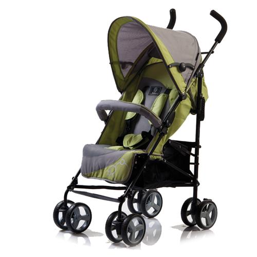 Коляска трость Picnic S-102, GreenДетские коляски Capella Jetem, Baby Care<br>Коляска трость Picnic S-102, Green<br>