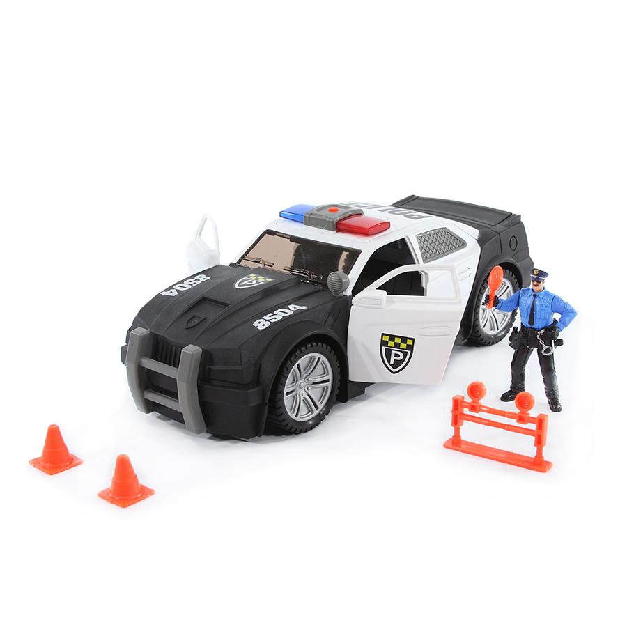 Купить Игровой набор: Полицейский патруль, Chap Mei