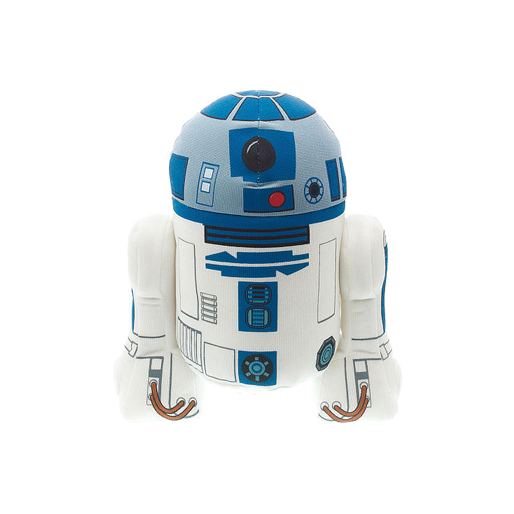 Мягкая игрушка со звуковыми эффектами - StarWars. Р2-Д2Игрушки Star Wars (Звездные воины)<br>Мягкая игрушка со звуковыми эффектами - StarWars. Р2-Д2<br>