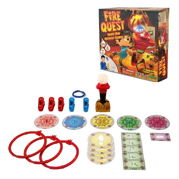 Настольная игра - Огневой квест