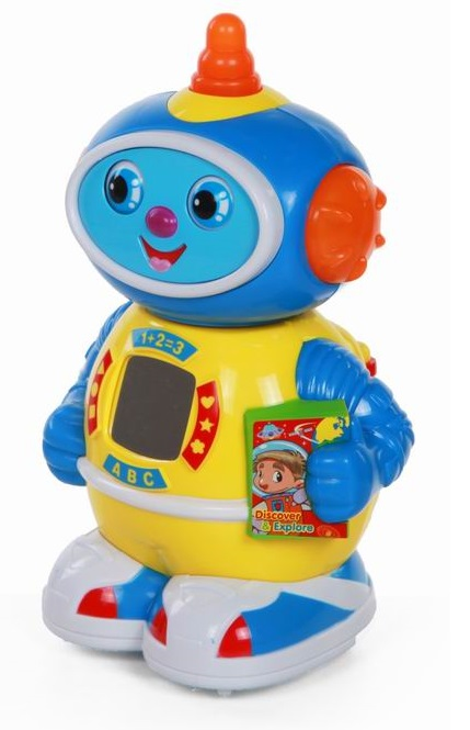 Игрушка-робот Космический доктор со световыми и звуковыми эффектами - Роботы, Воины, артикул: 166280