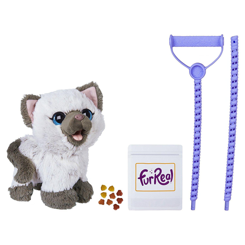 Купить FurRealFrends. Забавный котенок Ками, друг Пакса, Hasbro