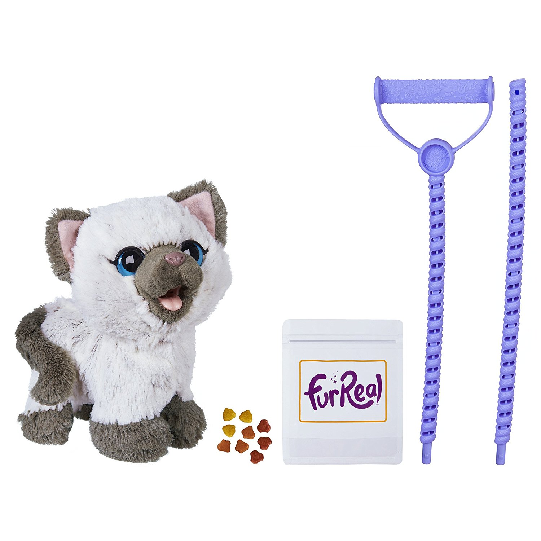 FurRealFrends. Забавный котенок Ками, друг ПаксаИнтерактивные игрушки<br>FurRealFrends. Забавный котенок Ками, друг Пакса<br>