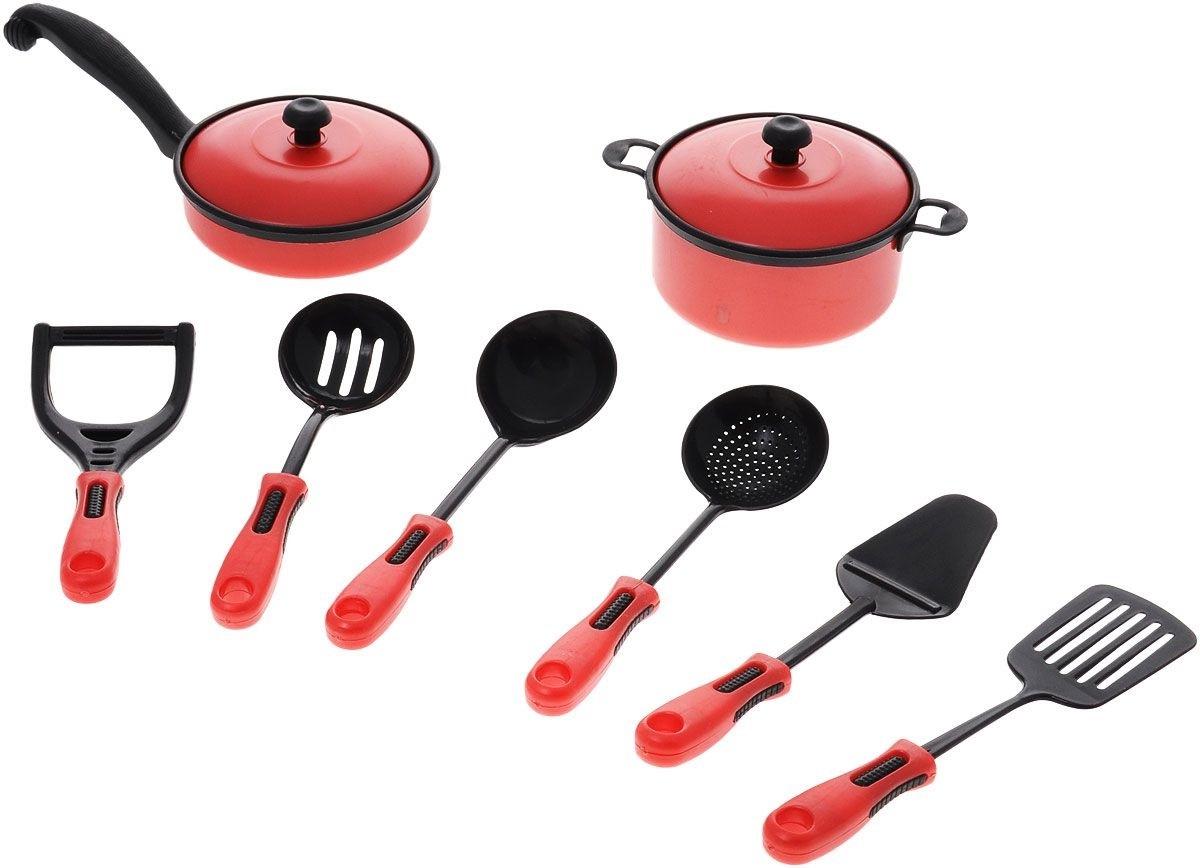 Кухонный набор серии Помогаю МамеАксессуары и техника для детской кухни<br>Кухонный набор серии Помогаю Маме<br>