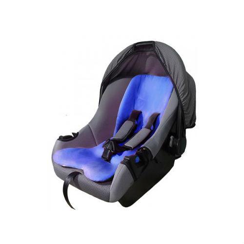 Чехол - вкладыш универсальный - Mini Color, синий, двухстороннийАксессуары к коляскам<br>Чехол - вкладыш универсальный - Mini Color, синий, двухсторонний<br>